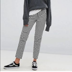 G-Star Raw x25 houndstooth pants